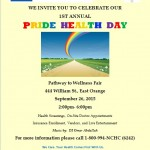NCHC Pride Health Day